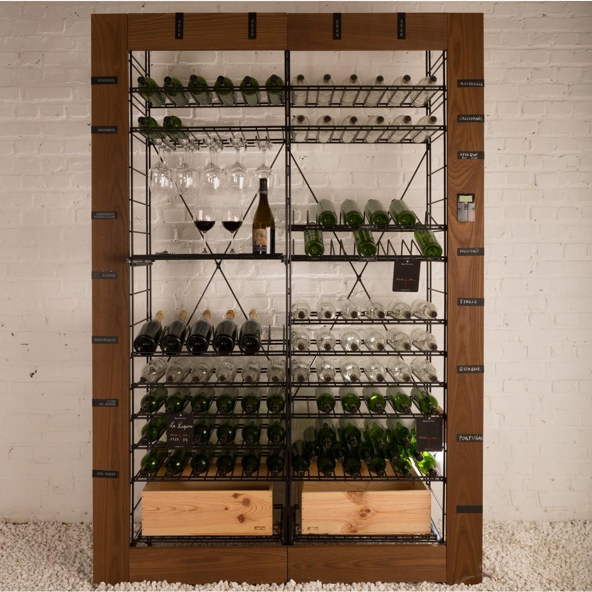 Professional Wine Rack Smart Cellars Design Is This