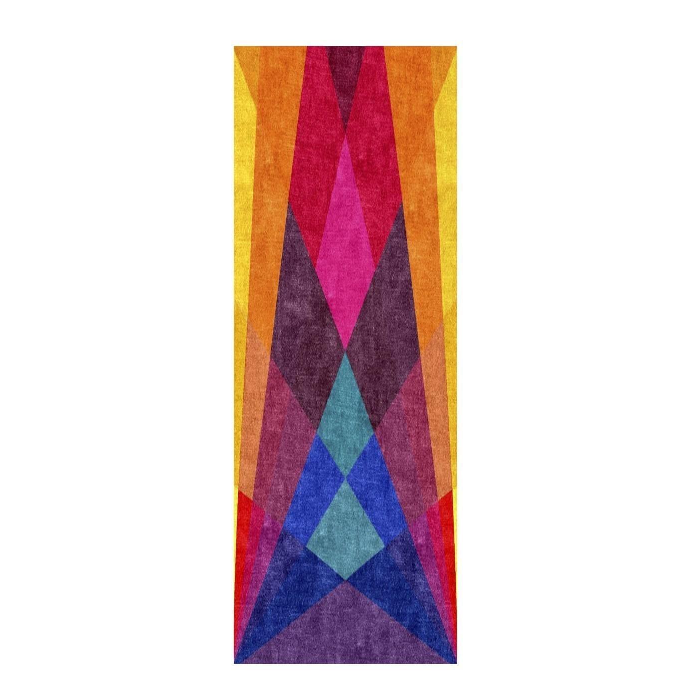 Rainbow Runner Rug Sonya Winner Studio Design Is This