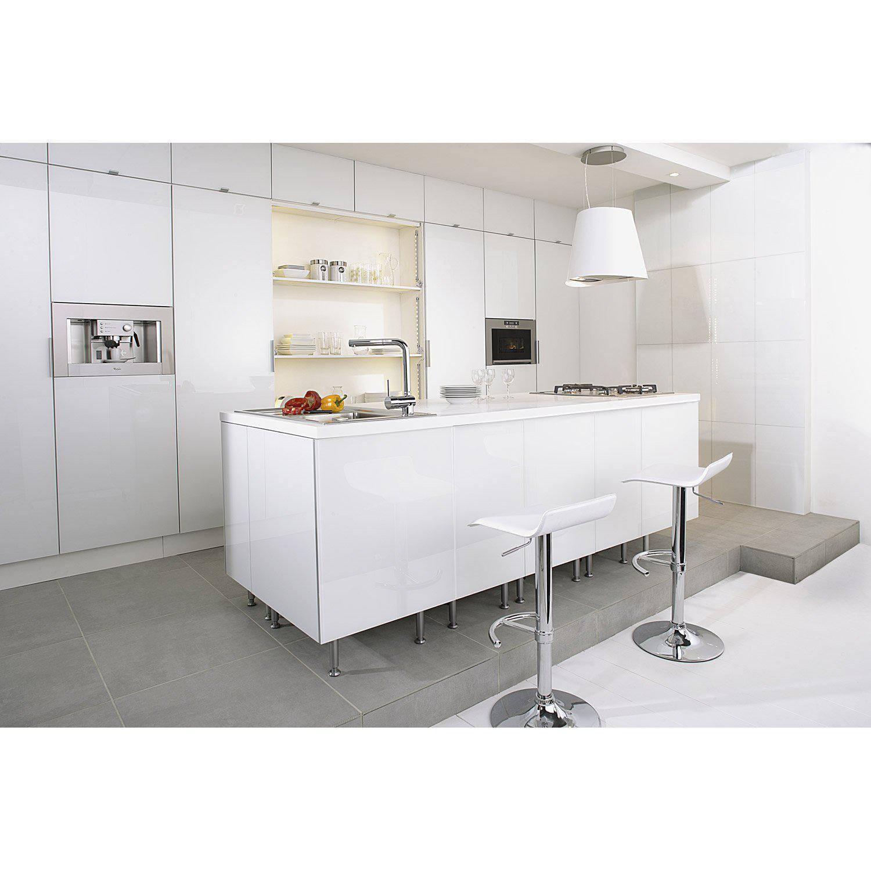 Juno Kitchen Hood (White) - Elica