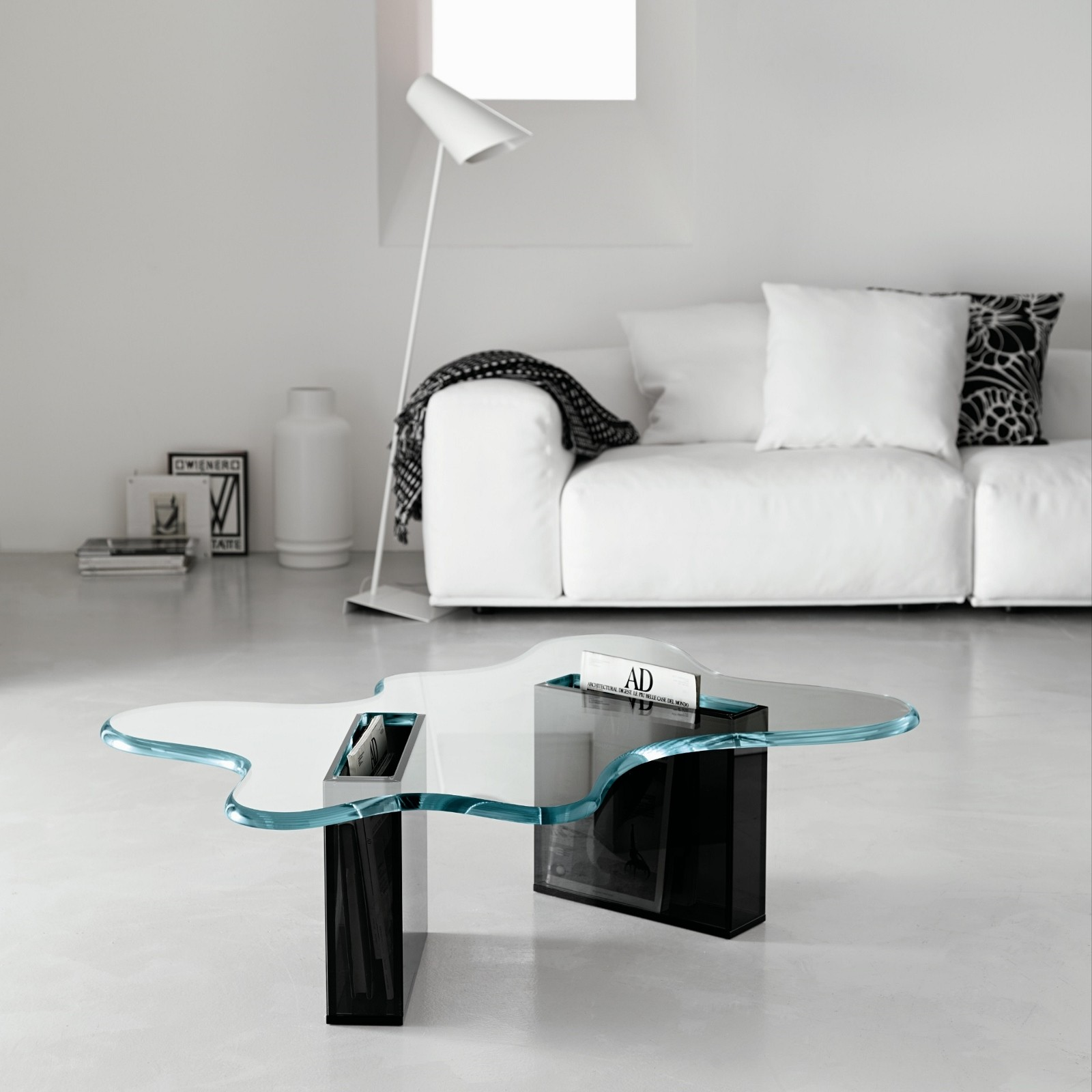 splash table by karim rashid design is this