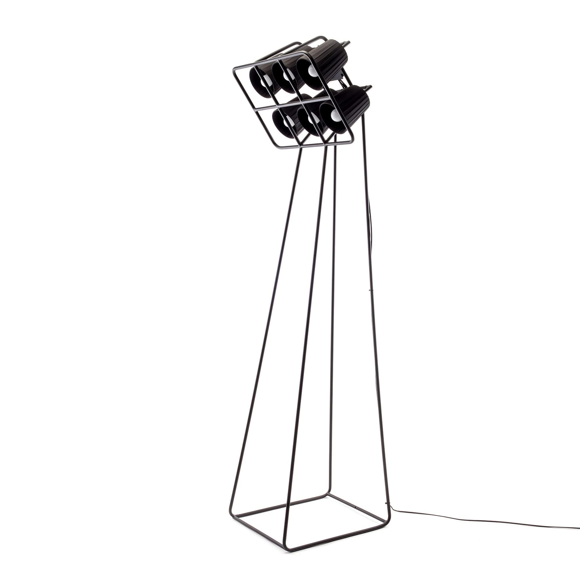 Multilamp Football Floor Lamp Seletti Design Is This