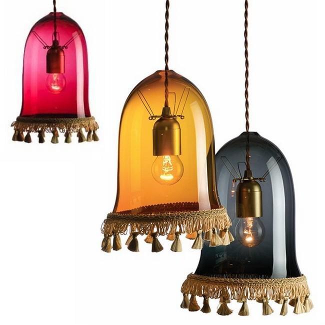 Tassel Pendant Lamp Design Is This