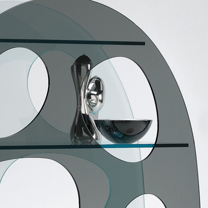 lotus display unit by karim rashid design is this