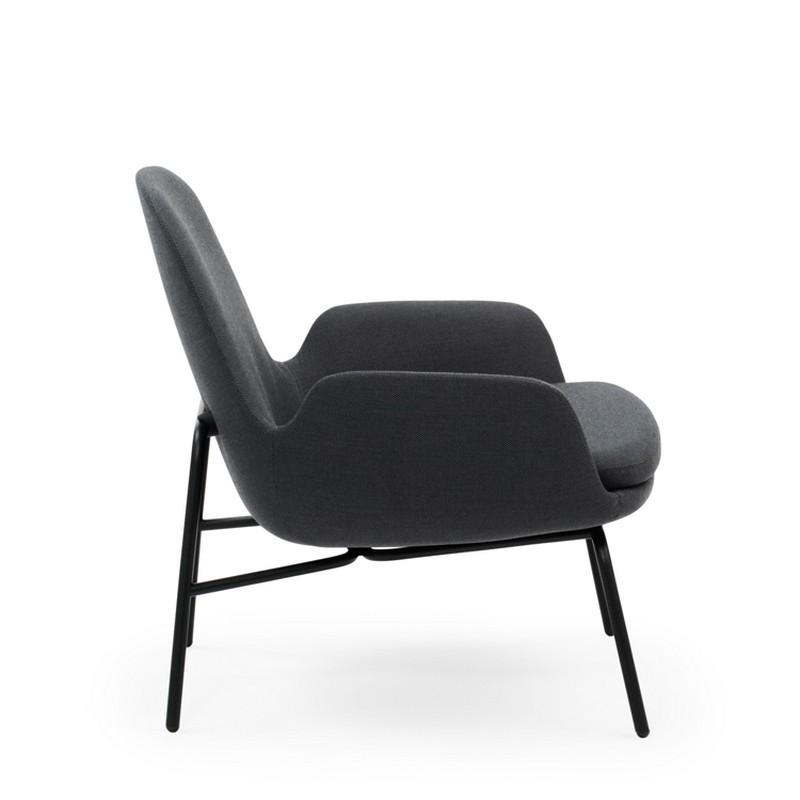 Era Lounge Chair Low Metal Normann Copenhagen