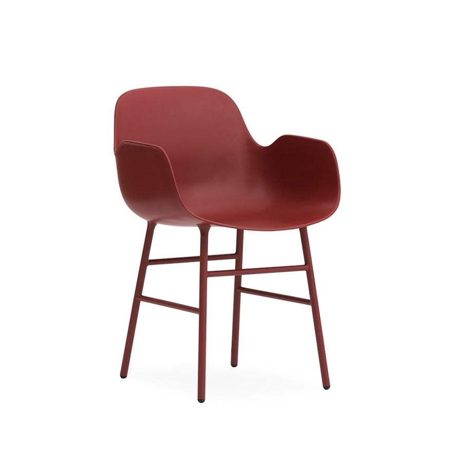 Form Armchair Steel - Normann Copenhagen | Design Is This