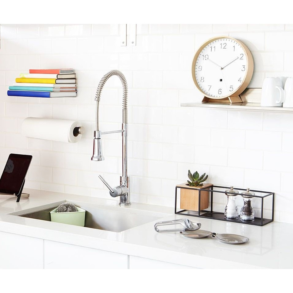 shelf furniture mounted wooden wood shelves unfinished small with wall