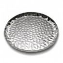 Joy n. 3 Round Tray (Stainless Steel) - Alessi