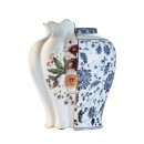 Melania Vase Bone China Hybrid Collection - Seletti