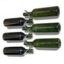 Forminimal Wine Bottle Rack - Black+Blum