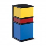 De Stijl Storage Tower - MoMA