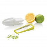 2-in-1 Citrus Juicer and Zester - XD Design