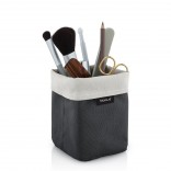 ARA Reversible Storage Basket S (Sand / Anthracite) - Blomus