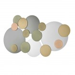 Atomic Wall Mirror - Tonelli Design