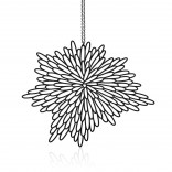 Bright Pendant L (Black) - Moorigin