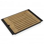Cutting Board with Crumb Tray (Bamboo) - Versa