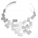 Fiato Sul Collo Necklace (Stainless Steel) - Alessi