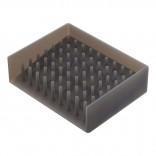 Float Silicone Soap Tray (Black) - Yamazaki