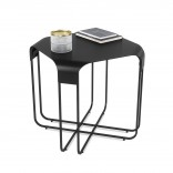 Graph Side Table (Black) - Umbra