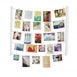 Hangit Wall Photo Display (White) - Umbra