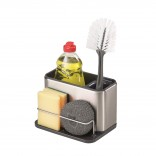 Surface™ Sink Tidy Stainless Steel Sink Organizer - Joseph Joseph