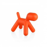 Me Too Puppy Children's Stool S (Orange) - Magis
