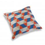 Multicolor Square Cushion 40 x 40 cm - Versa