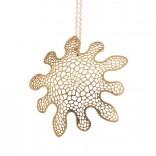 Plankton Pendant (Brass) - Nervous System