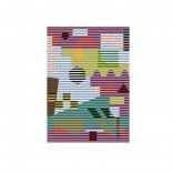 Pattern Puzzle - Lenticular - 1000 pieces by Dusen Dusen - Areaware