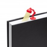 Lightmark Reading Lamp Bookmark (Red) - Peleg Design