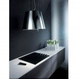 Platinum Hanging & Wall Kitchen Hood - Elica