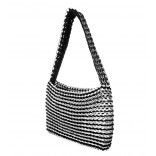 Socorro Handmade Recycled Bag (Black) - Escama Studio