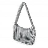 Socorro Handmade Recycled Bag (Silver) - Escama Studio
