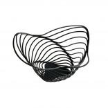 Trinity Citrus Basket (Black) - Alessi