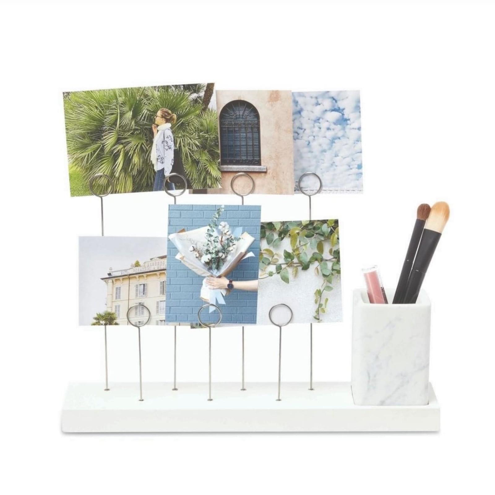 Gala Photo Display (White) - Umbra