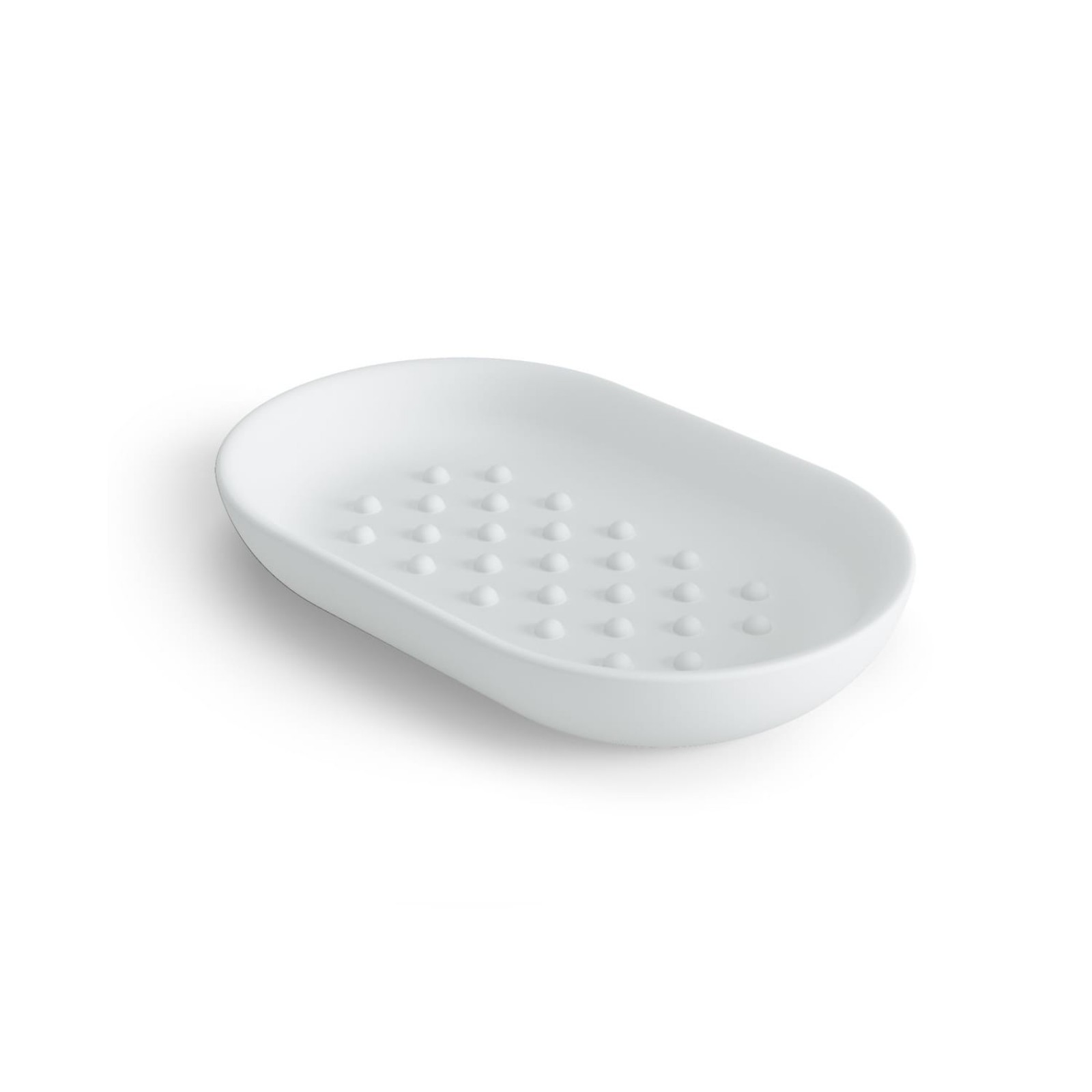 Junip Soap Dish (White) - Umbra