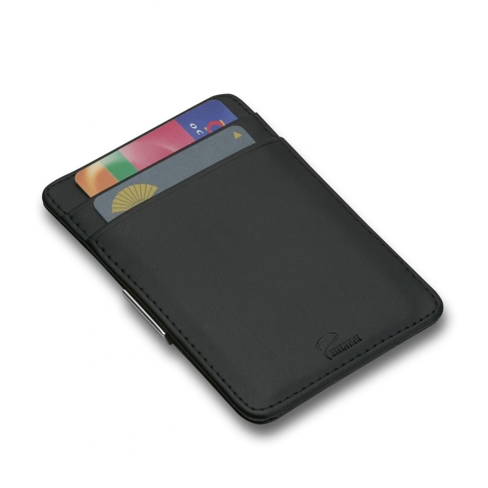 GIORGIO Credit Card Case with Money Clip - Philippi
