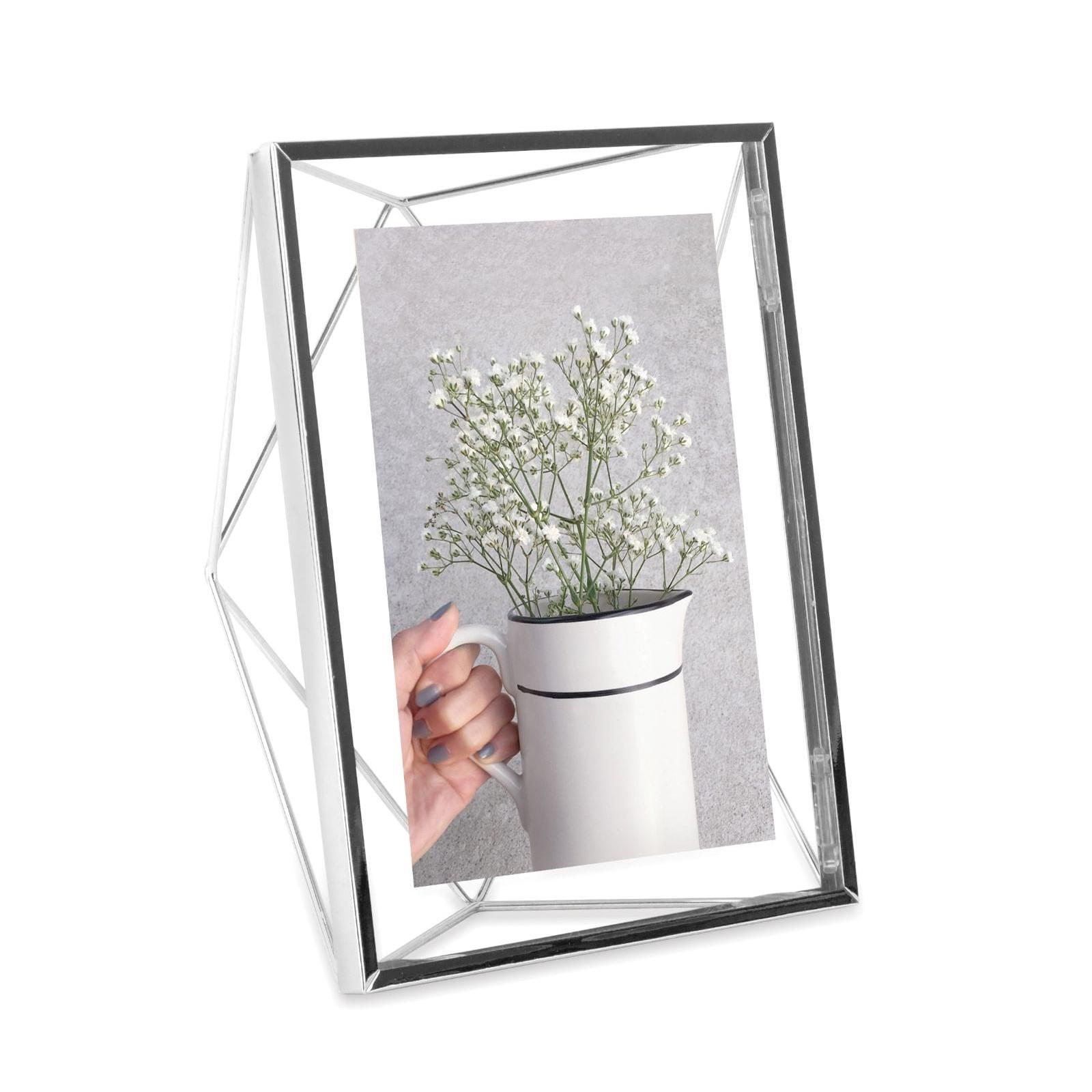 Prisma Photo Display 13 x 18 cm (Chrome) - Umbra