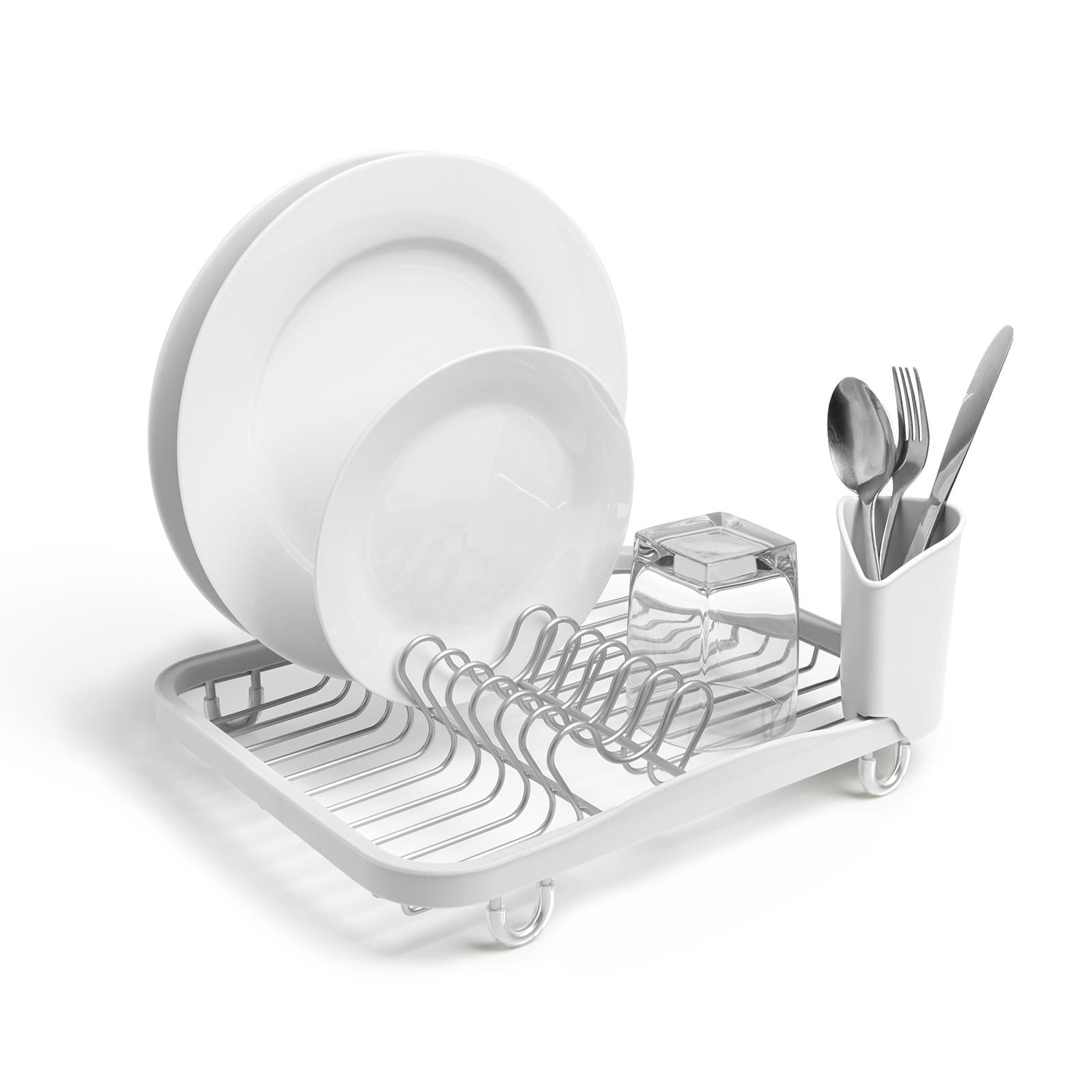 Sinkin Dish Rack (White) - Umbra