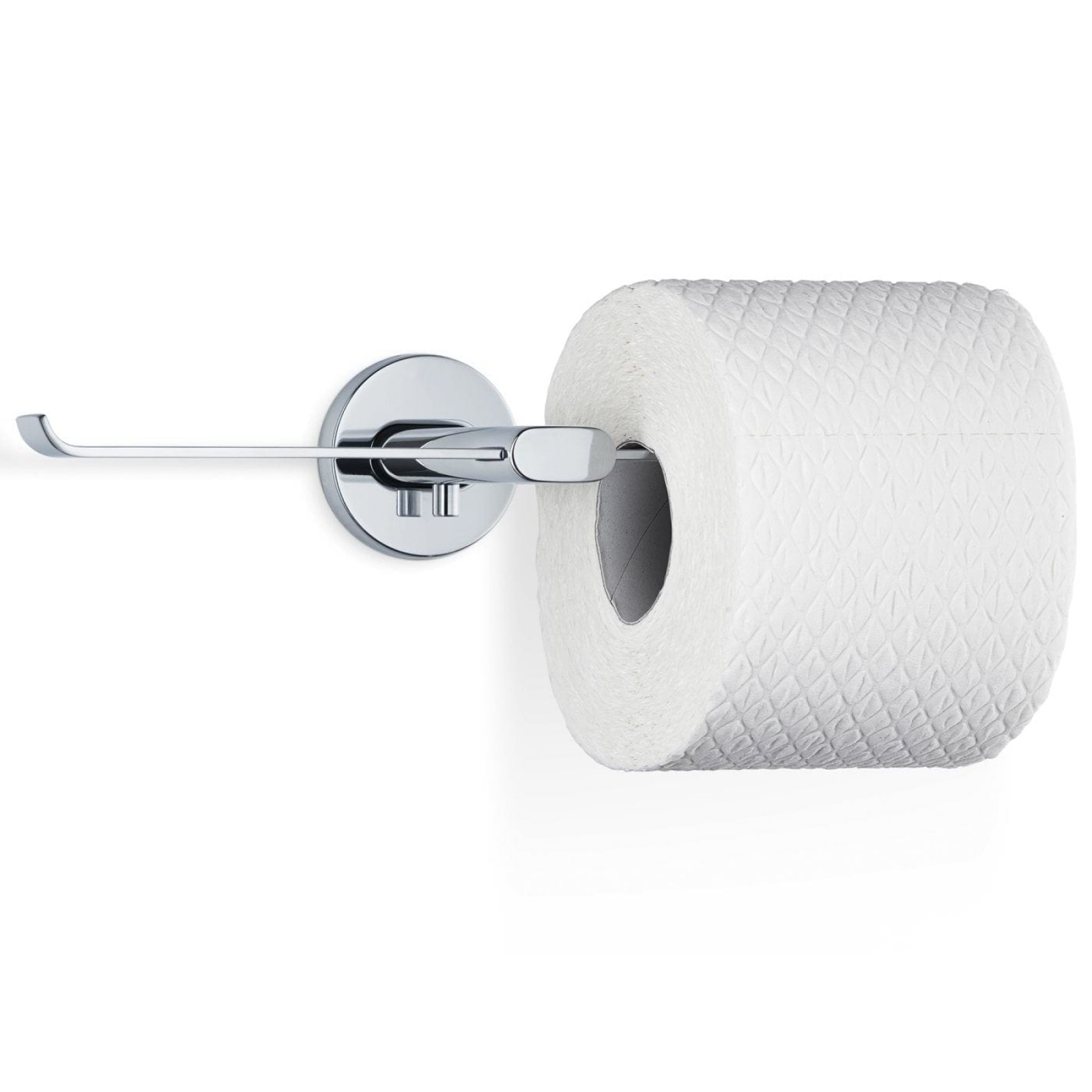AREO Twin Toilet Paper Holder (Stainless Steel Polished) - Blomus