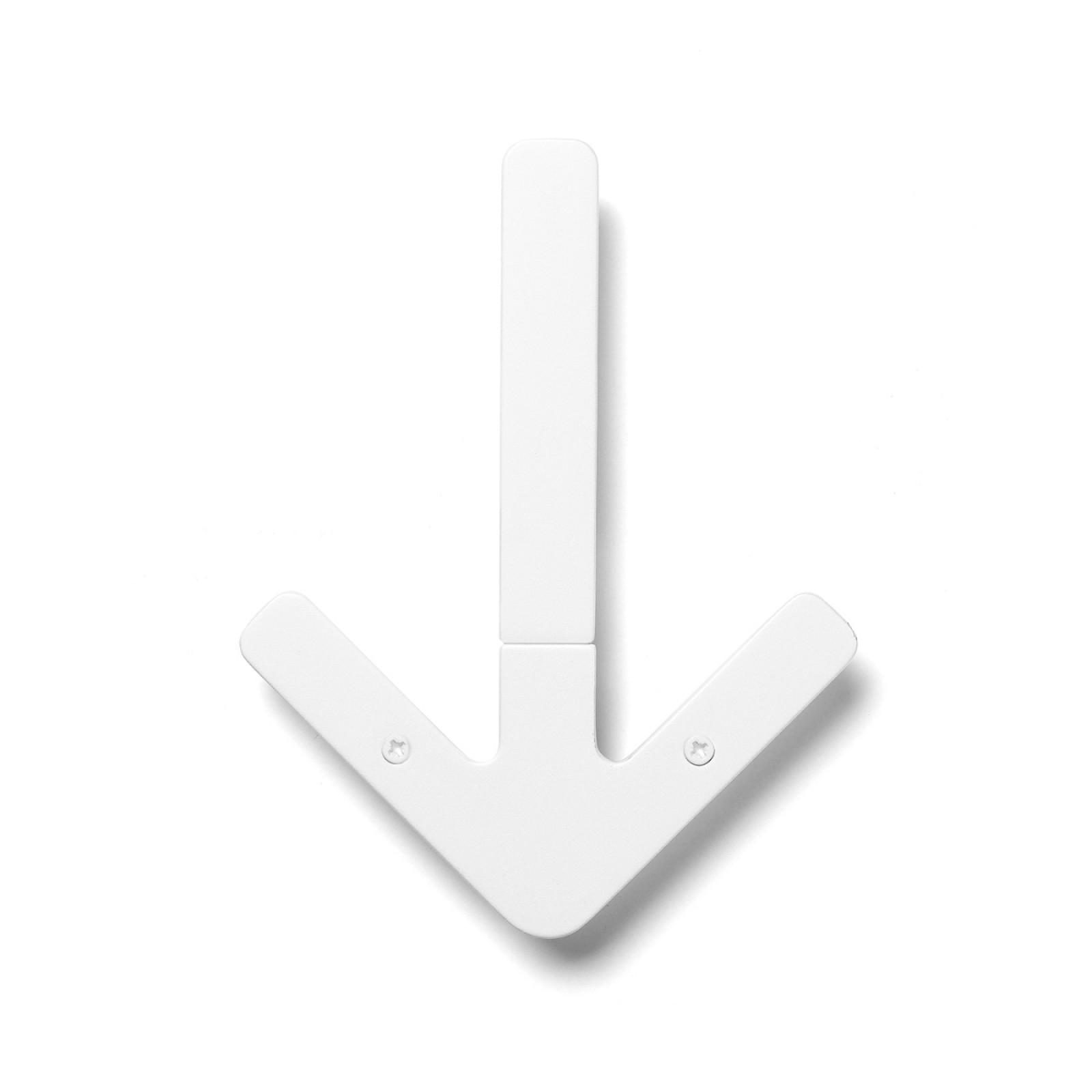Arrow Hanger (White) - Design House Stockholm