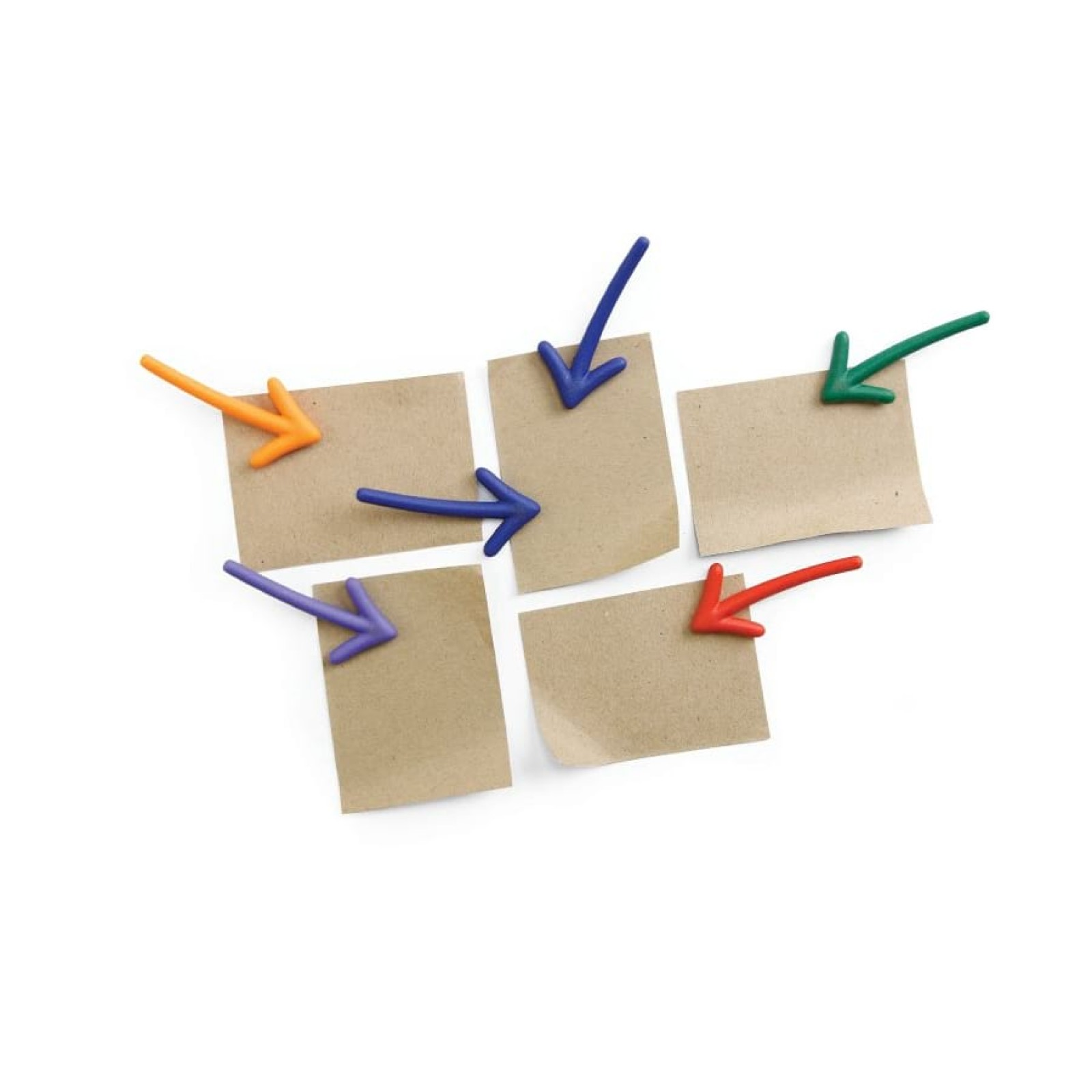 Arrow Magnets (Set of 6) - Qualy