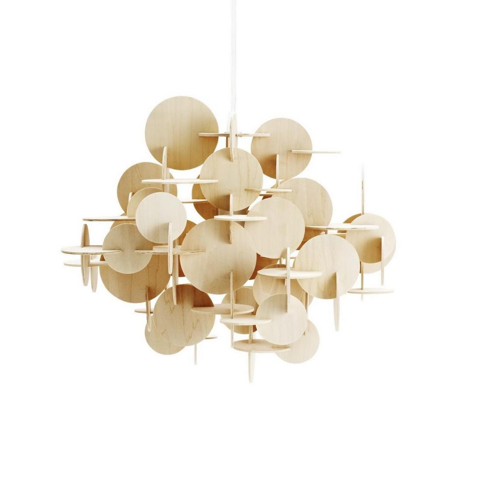 Bau Pendant Lamp Nature - Normann Copenhagen