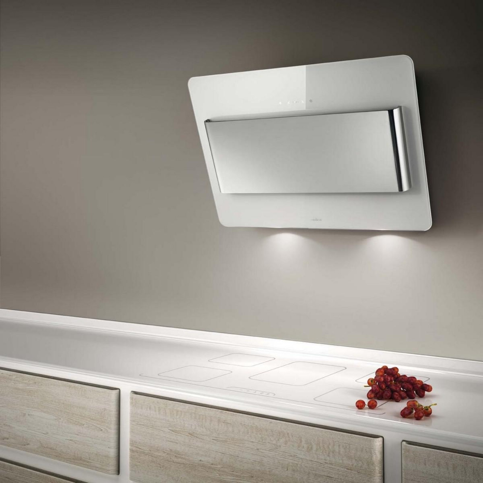 Belt 80 Wall Kitchen Hood - Elica