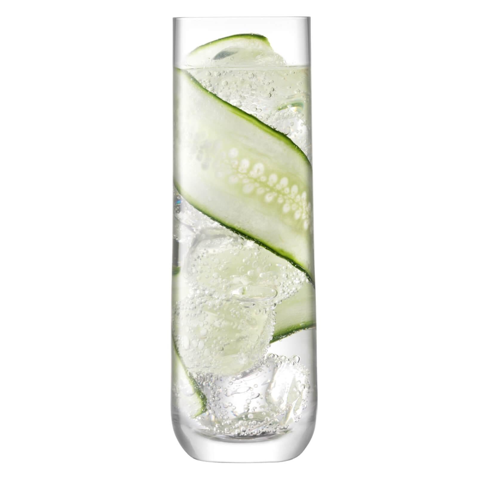 Borough Highball Glass 420 ml (Set of 4) - LSA