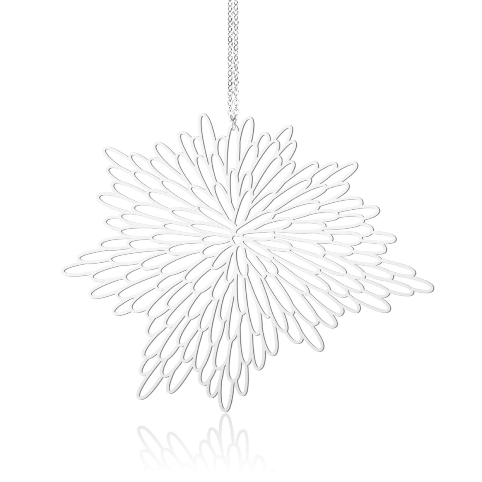 Bright Pendant L (Silver) - Moorigin