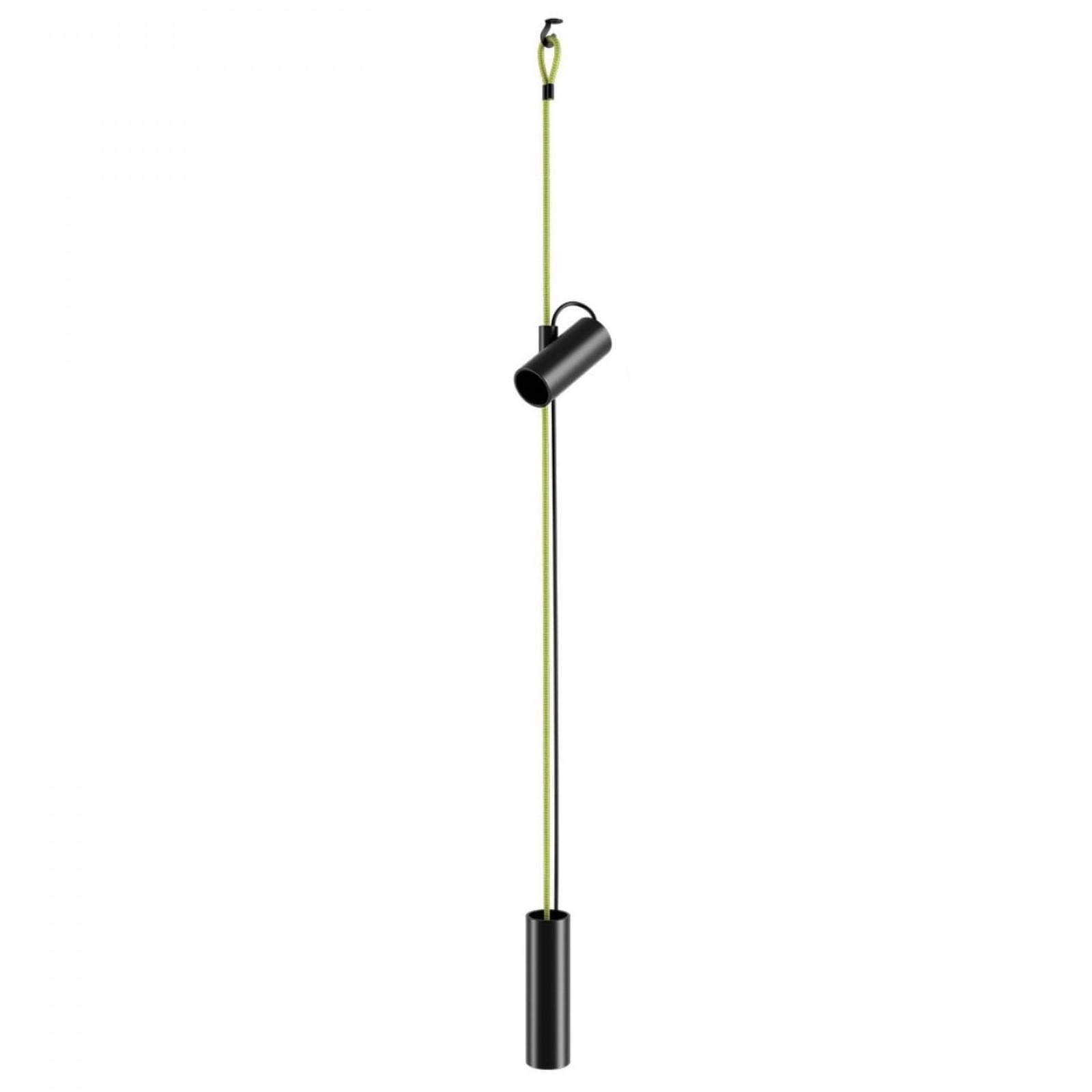 Cima Suspension Floor Lamp (Yellow) - Lodes