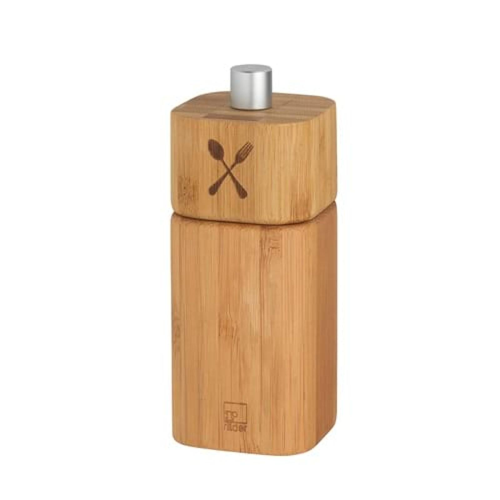 CUTLERY Salt Mill (Bamboo) - Raeder