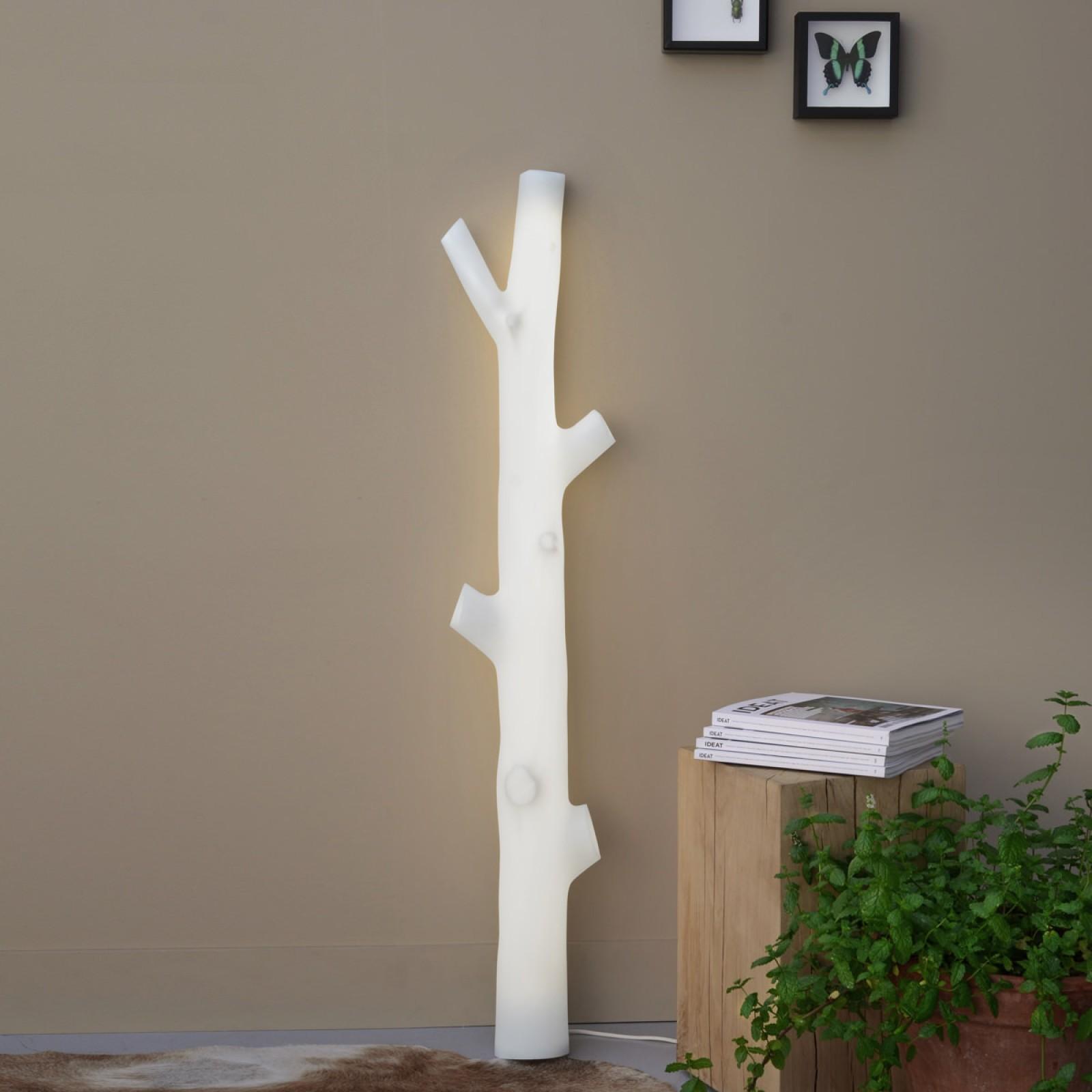 D+I Illuminated Tree Wall & Floor Lamp - Presse Citron