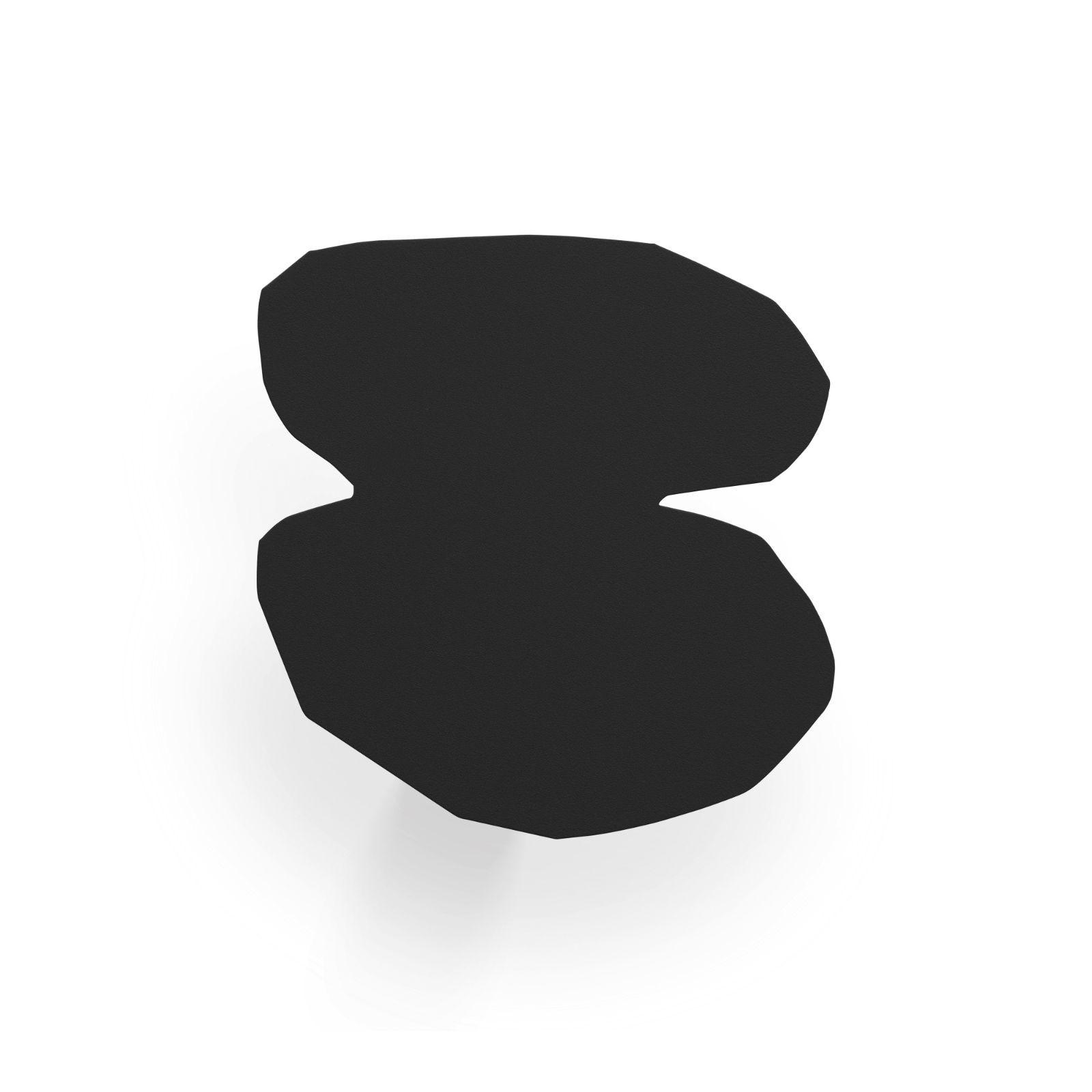 ENRI04 Coat Hook (Black) - Presse Citron