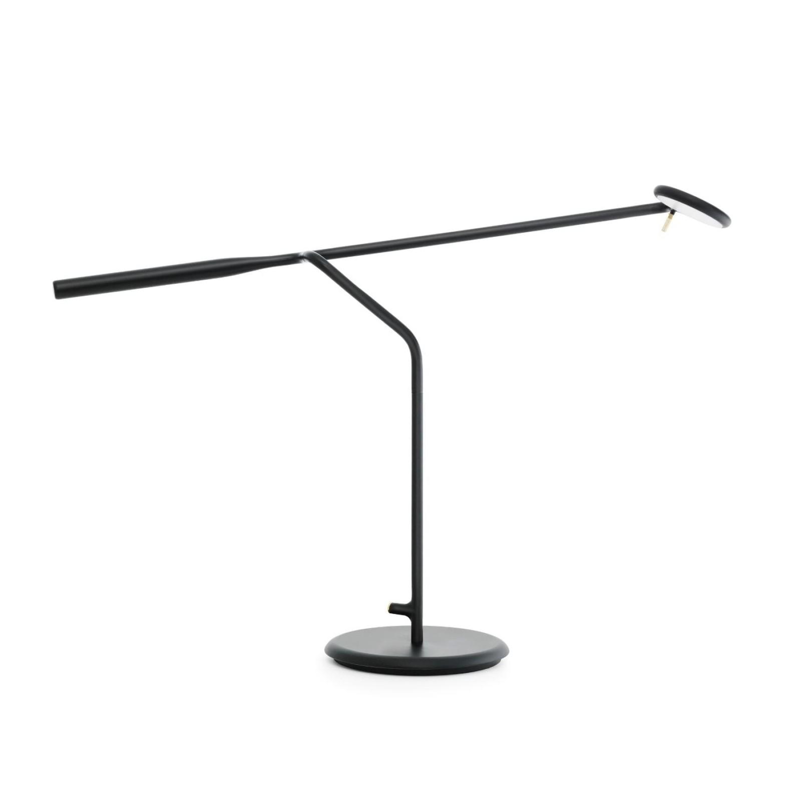 Flow Table Lamp (Black) - Normann Copenhagen